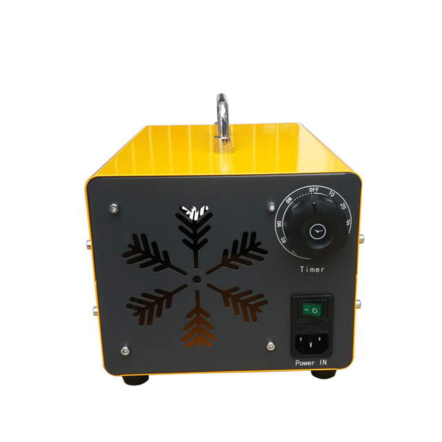 Free Shipping 10g Mini Ozone Generator Air Machines Portable Air Purifier Ozone Cabinets Ionizer Disinfection Sterilization
