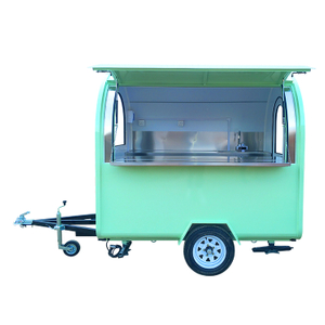 Food Truck Wholesale Price China Factory Street Food Truck Mobile Trailer