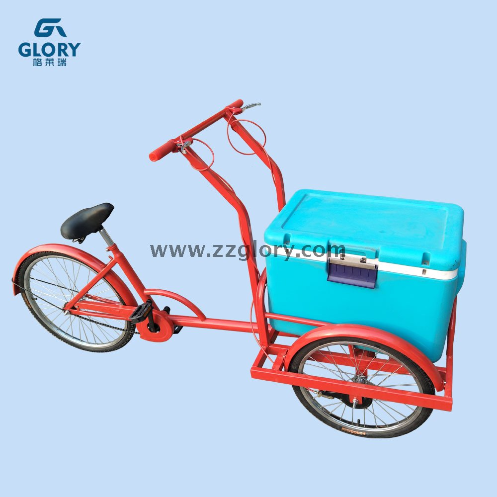 Fakie Tricycle Pickup Truck Popsicle And Ice Cream Stand