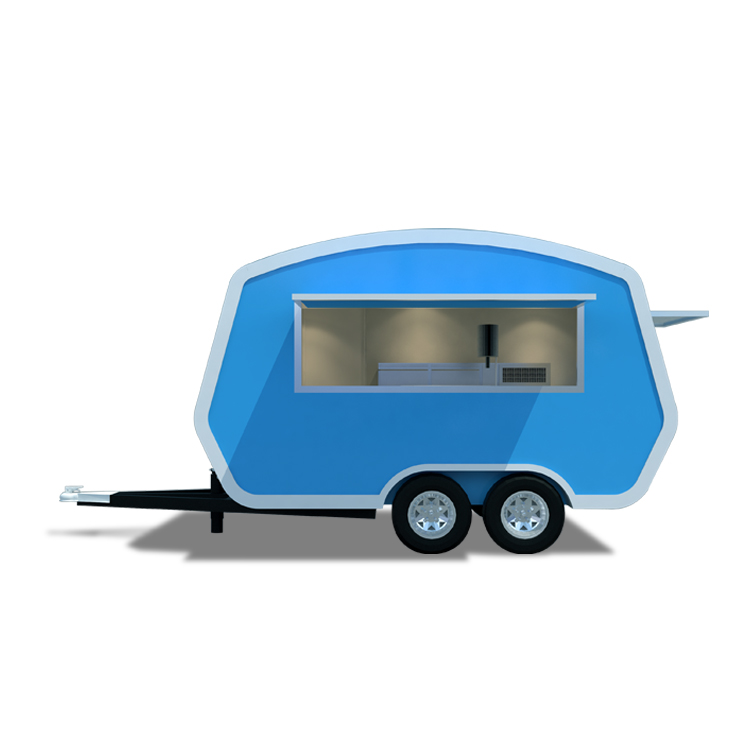 Fast Food Mobile Food Truck