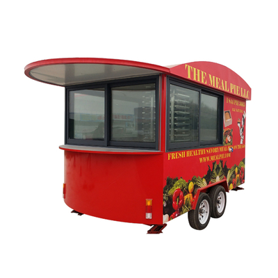 Cheap Price Concession Trailer Mobile Food Kitchen